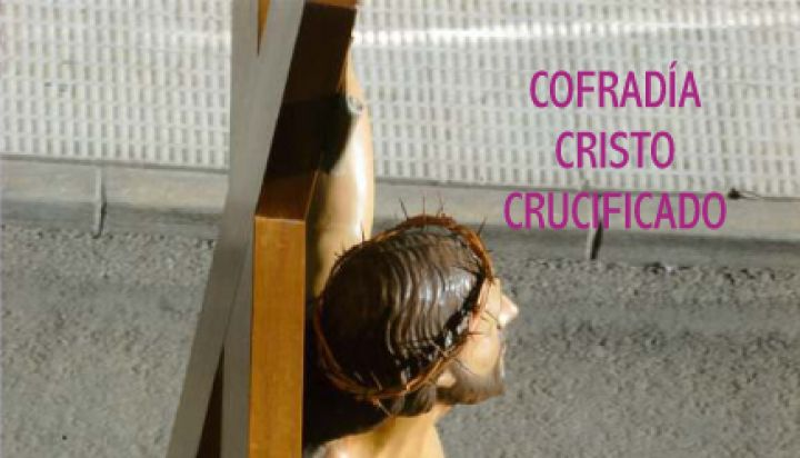 Folleto Cofradía Cristo Crucificado