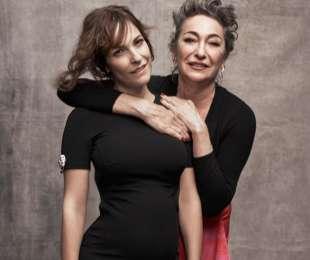 Paula Ortiz y Luisa Gavasa, las invitadas de honor