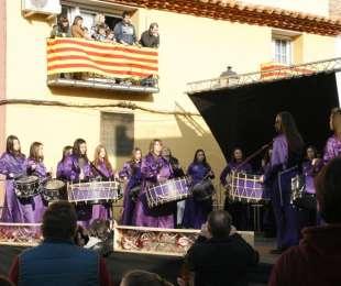 Jornadas de Convivencia de la Ruta del Tambor y Bombo (La Puebla de Híjar)