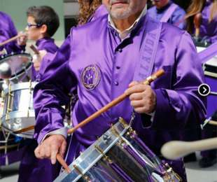 Paco Navarro Tambor de Oro